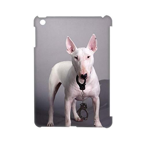 Tyboo for Ipad Mini 1Gen 2 Gen 3Gen Phone Shell Rigid Plastic for Boys Printing Staffordshire Bull Terrier Dog (Ipad 2 Mini Captain America)