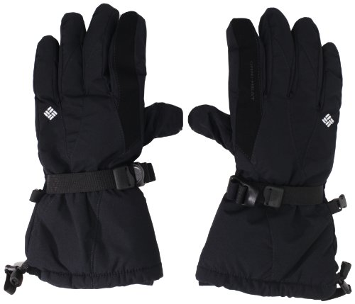 Columbia Women's Whirlibird III Glove (Black, (Columbia Lightweight Gloves)