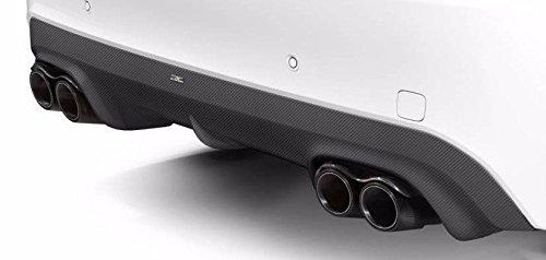 Ac Schnitzer Carbon Fiber - EuroActive BMW F85 X5 M F86 X6 M AC Schnitzer Brand OEM Carbon Fiber Rear Diffuser