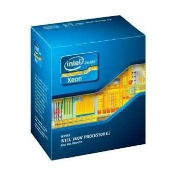Intel Xeon Quad-Core E3-1240V2 3.4GHz 5.0GT/s 8MB LGA1155