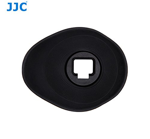 (JJC ES-A7G Glasses User Soft Eyecup For Sony A7 A7S A7R A7A58 A99 II Replaces FDA-EP16)