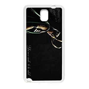 Actor Tom Hiddleston Cell Phone Case for Samsung Galaxy Note3