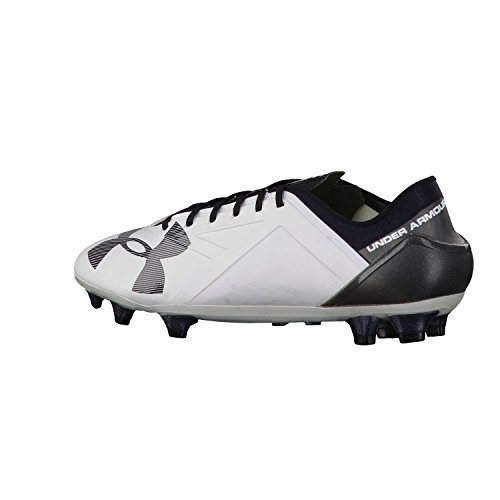 Under Armour Soccer shoes Spotlight FG 1272298-669 White zTqLH0sWCJ
