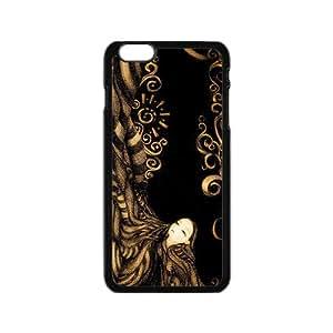 ZXCV Creative Girl Graffiti Custom Protective Hard Phone Cae For Iphone 6