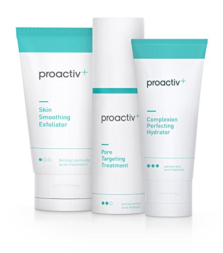 - Proactiv+ 3-Step Acne Treatment System (30 Day)