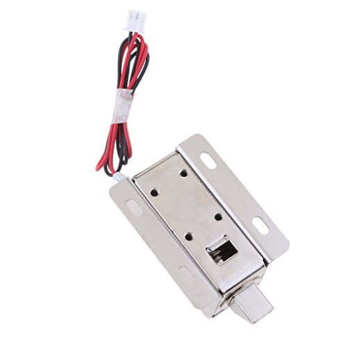 Homyl Universal 6V 1.5A Mini Electric Magnetic Electromagnetic Lock Door Gate Access Entry Control by Homyl (Image #4)