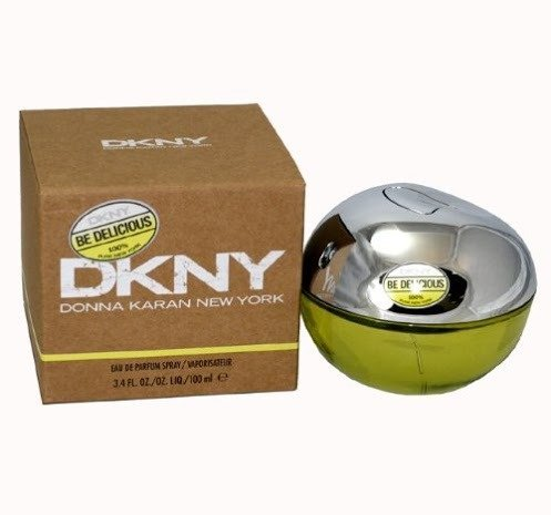 Dkny Be Delicious By Donna Karan Perfume Spray For Women 3.4 Oz. New with Box
