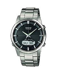Casio Radio Controlled, Men's Wristwatch