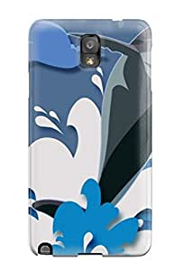 Brandy K. Fountain's Shop Hot High Quality Dolphins Case For Galaxy Note 3 / Perfect Case