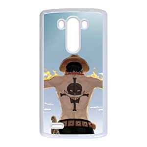 One Piece ForLG G3 Cell Phone Cases Good looking JETE9131848