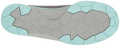 Dr. Scarpe Da Donna Anna Fashion Sneaker Grigio Twill / Tessuto
