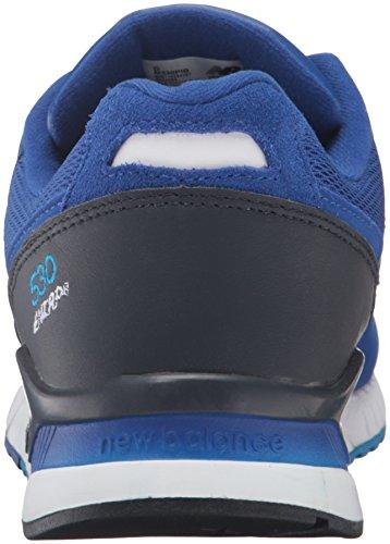 New Balance M530pib, Sneaker Basse Uomo Blu / Nero / Bianco