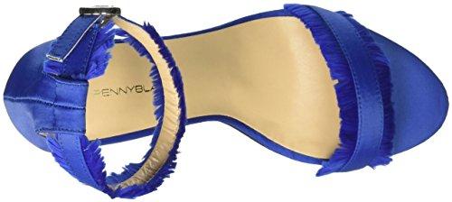 Pennyblack Damen Selce Riemchensandalen Blu (avio)