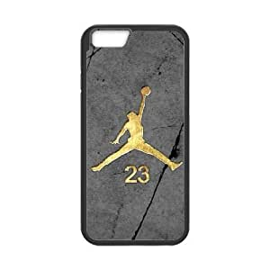 iPhone 6 4.7 Inch Cell Phone Case Black Jordan logo 003 Basic Cell Phone Carrying Cases LV_6077040