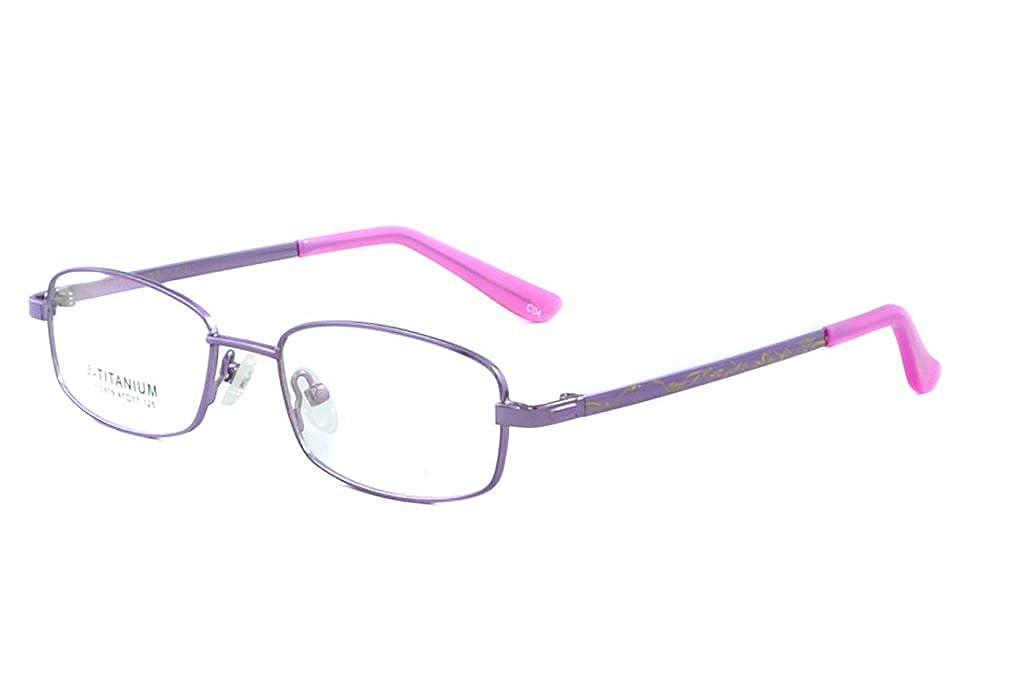 De Ding De Ding Kinder Eyewear Titan Brillen Lila Rahmen ...