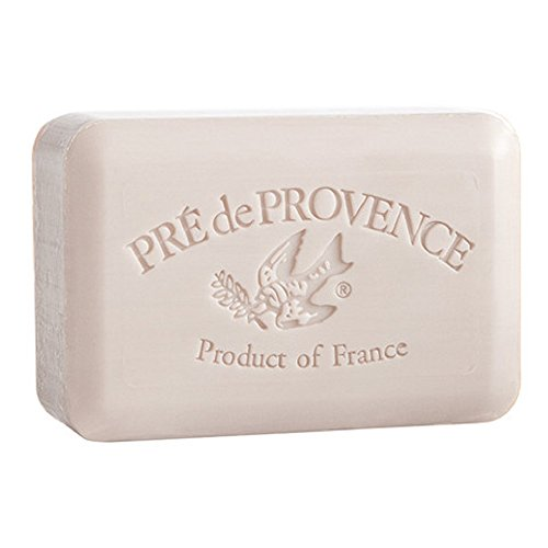 (Pre de Provence French Soap Bar with Shea Butter, 250g - Amande)