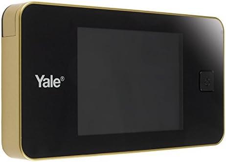 Yale 45-0500-1432-00-02-01 Mirilla, Dorado, Unico