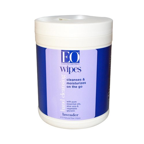 EO PRODUCTS Sanitizing Lavender towlettes
