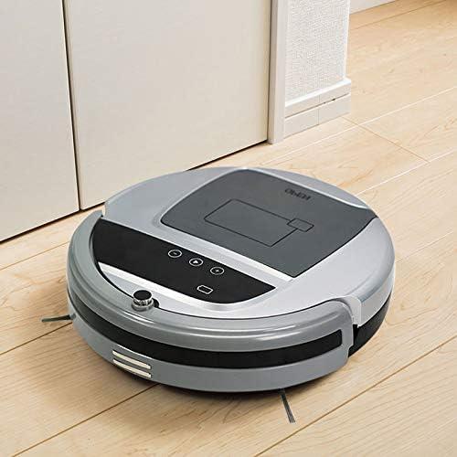 GoYisi Robotic Aspiradora, Vacuum FD-3RSW (IC) CS 1000Pa Grande succión Inteligente del hogar Robot Limpiador Clean: Amazon.es: Hogar