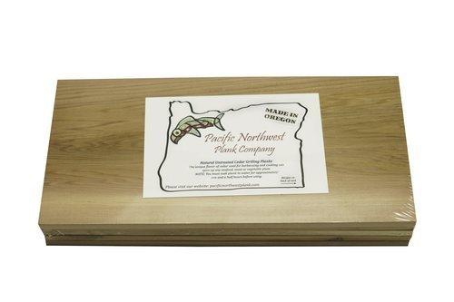 Premium Cedar Grilling Planks - 2 Pack 7