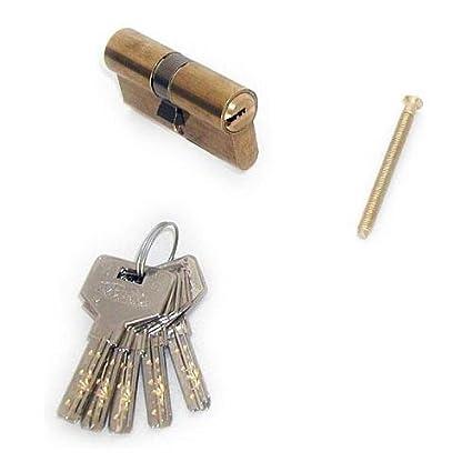 Ezcurra - Cilindro Seguridad Ds-15 30-30 Latonado