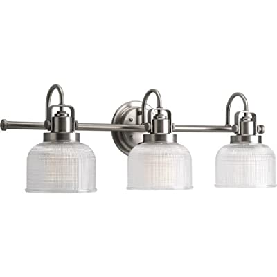 Progress Lighting P2992-15 Med Bath Bracket, 3-100-watt
