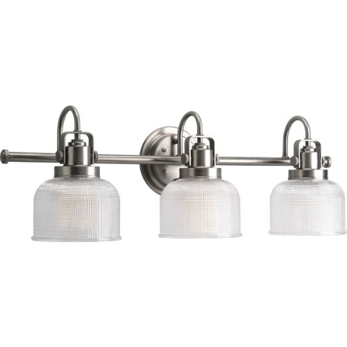 Collection 3 Light Bathroom Fixture - 5