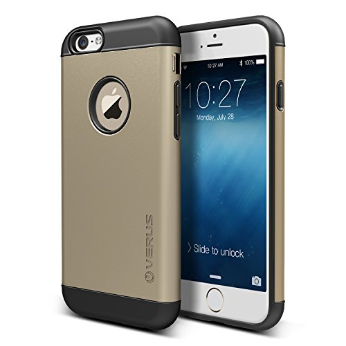 Verus pound housse légère pour apple iPhone 6 doré
