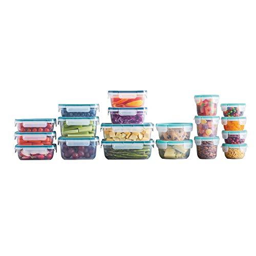Snapware BPA-Free Plastic Storage Container Set - 38 pcs