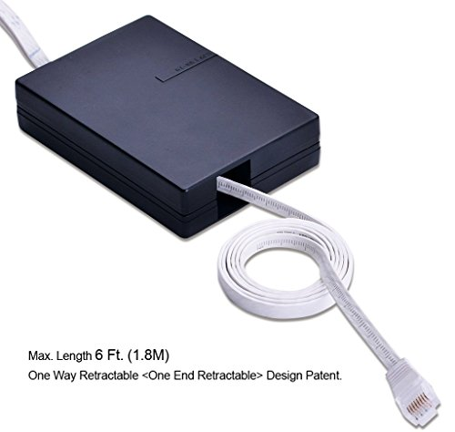 Special Ethernet Retractable 1 8Meter multi function product image