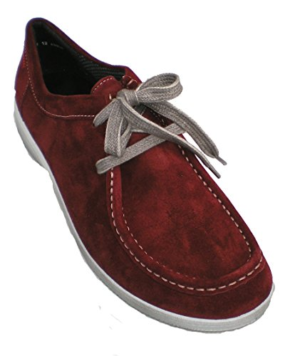 ara Womens L.Low Shoes Burgundy Size 38 M EU / 5 F(M) UK / 7.5 B(M) US