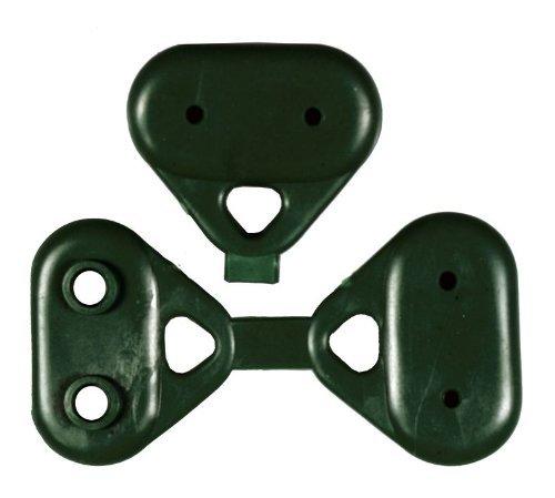 26 opinioni per Bottoni di Rinforzo Green Buttons in Pvc per Rete Ombreggiante Cf. 100 Pz
