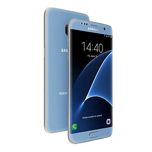 Samsung Cdma Gsm - Samsung Galaxy S7 Edge 32GB LTE Unlocked GSM CDMA Android Smartphone - Blue (Certified Refurbished)
