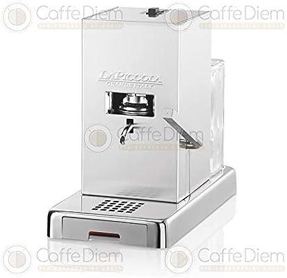 Máquina de café La Piccola en monodosis de papel Ese 44 mm universales + 150 cápsulas de café Diem: Amazon.es: Hogar
