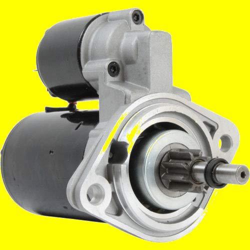 Total Power Parts ROTA2069 New Starter For 1.7L Porsche 914 70 71 72 73, 1.8L 74 75, 1.5L Volkswagen Beetle 68 69, 1.6L 70 71 72 73 74 75 76 7 78 79 1.5L Bus 61 62 63 64 65 66 67 Karmann Ghia 67 68 69