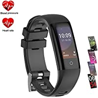 Fitness Tracker, Activity Tracker with Heart Rate Monitor...