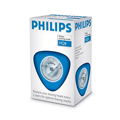 Norelco Spectra Replacement Heads (Philips Norelco HQ8 Spectra & Sensotec Shaver Replacement Heads)