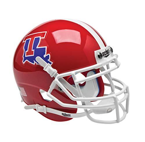 NCAA Louisiana Tech Bulldogs Collectible Mini Helmet