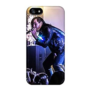 Durable Hard Cell-phone Cases For Iphone 5/5s (zNV10090bcuX) Customized Realistic Papa Roach Skin