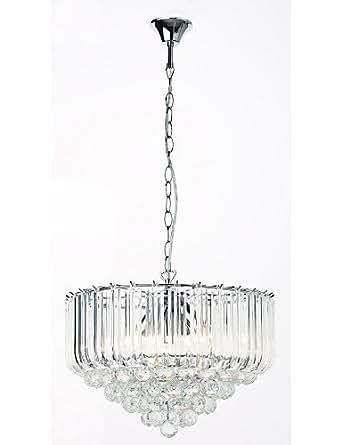 Lámparas contemporáneo-- -Cristal acrílico