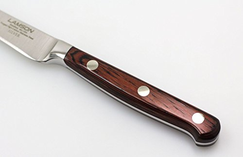 Lamson Silver Forged 5-Inch Tomato Knife, Serrated Edge by Lamson (Image #2)