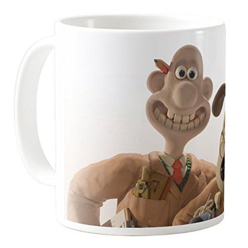 AquaCafeMug - CMSTL-A25050 - 11oz Ceramic Coffee Mug Tea ()