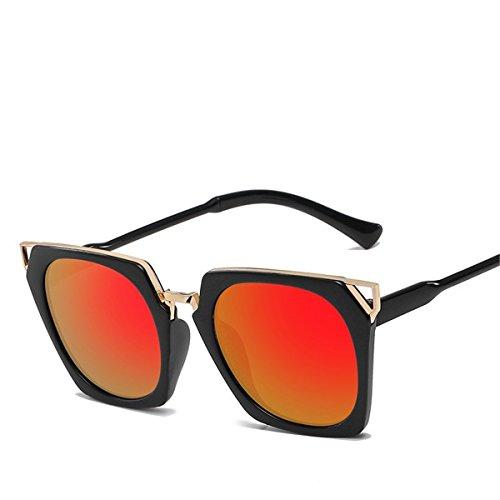 La De De XGLASSMAKER Sol De De B Retro Y Mujeres Película Hombres De Color Gafas De Gafas Moda Sol Gafas Sol cfa4Yrf