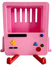 GRAPMKTG Charging Stand for Nintendo-Switch,Portable Charger Dock Compatible Portable Charger Dock (Pink)