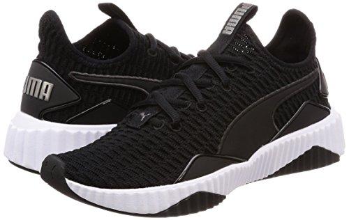 Puma Wn Noir Pour Fitness Defy Chaussures blanc Femmes De Hqawxp
