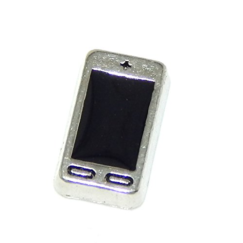 """Price comparison product image Jewelry Monster """"Cell Phone"""" for Floating Charm Lockets"""