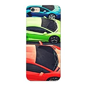 Dbxrzj-1291-cwttqed New Iphone 6 Plus Case Cover Casing(3 Lambos)/ Appearance