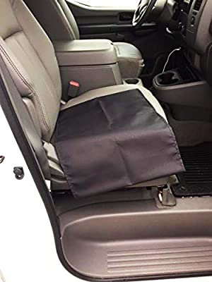 """Car Transfer Slide Repositioning Aid : Tubular Slide Sheet for Vehicles, Wheelchairs and Bed Transfers by Patient Aid (24"""" x 16"""")"""