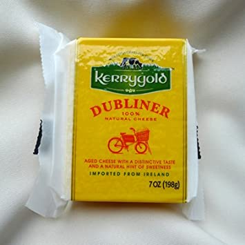 Kerrygold Irish Dubliner: Amazon.com: Grocery & Gourmet Food