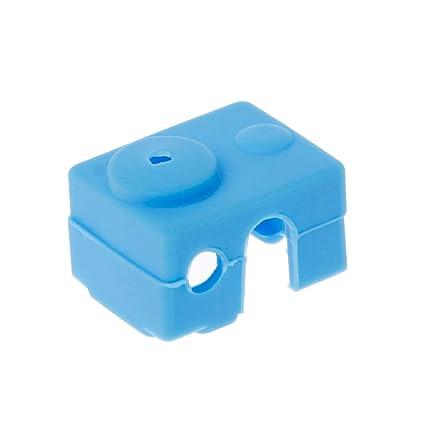jenor 3D Impresora V6 Calefacción Tinta Caballete Silicona ...